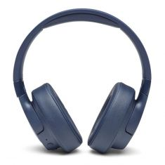 JBL Tune 750BTNC Wireless Over-Ear Active Noise Cancelling Headphones - Blue - Main
