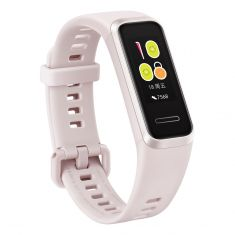 Huawei Band 4 Heart Rate Activity Tracker Terra-B69 - Sakura Pink Front