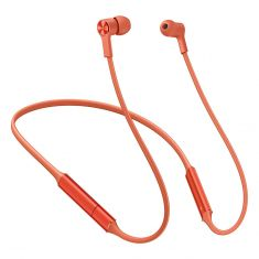 Huawei FreeLace Waterproof Wireless In-Ear Headphone Orange front