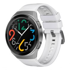 Huawei Watch GT 2e Active 46mm Smartwatch - Icy White Main