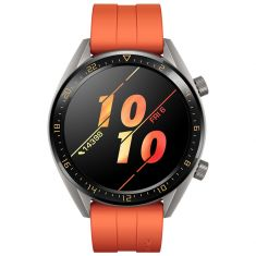 Huawei Watch GT Active Smartwatch - Orange Front