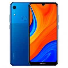 "Huawei Y6s (6.09"", Dual Sim 4G/3G, 64GB/3GB) - Orchid Blue- combo"