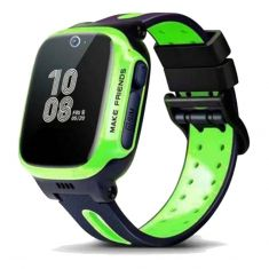 imoo Z2 Kids Watch Phone 4G Video w/ Call Waterproof - Hijau Apel-main