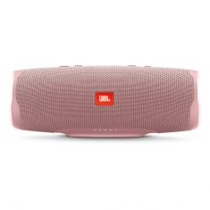JBL Charge 4 Portable Bluetooth Speaker Pink front