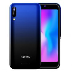 Konka SP10 (Dual SIM 4G/4G, 4.95'', 16GB/1GB) - Black/Blue-main