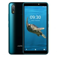 "Aspera AS6 (Dual Sim 4G/4G, 5.99"", 32GB) - Teal-main"