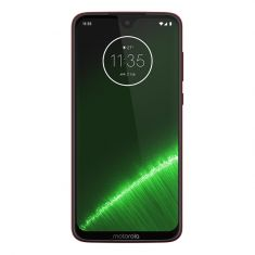 Motorola Moto G7 Plus - Red Front