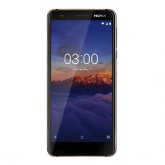 "Nokia 3.1 (5.2"", 13MP, Android One) - Blue Front"