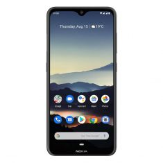 Nokia 7.2 Dual Sim 4G/4G 128GB/4GB 48MP Charcoal front