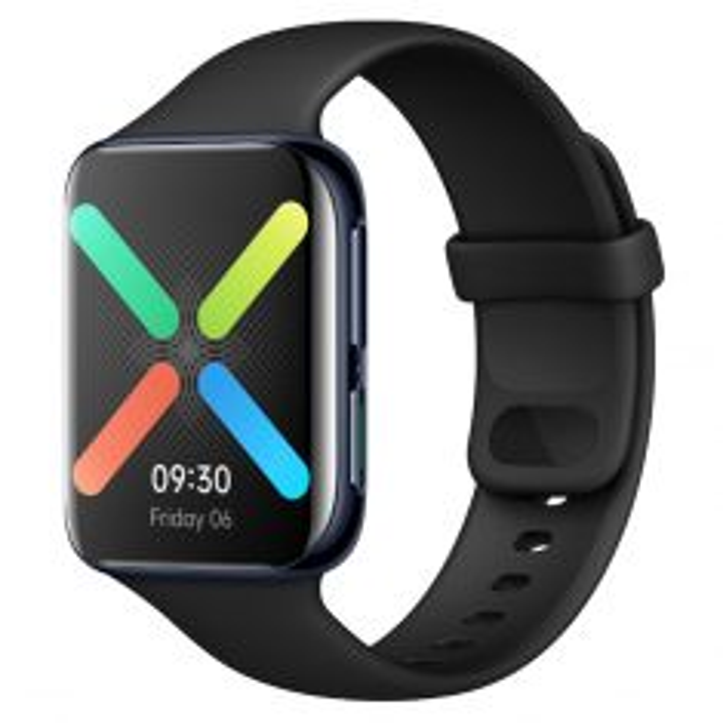 OPPO Smart Watch Bluetooth 46mm OW19W8-BLACK - Black-main