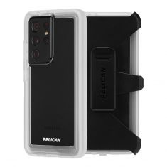 Pelican Voyager Case for Samsung Galaxy S21 Ultra - Clear-main