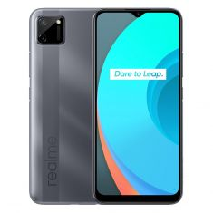 realme C11 (Dual Sim 4G/4G, 6.5'', 32GB/2GB, 5000 mAh) - Pepper Grey-main