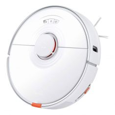 Roborock S7 Robot Vacuum with Sonic Mopping - White-main