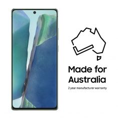 "Samsung Galaxy Note 20 5G (6.7"", 64MP, 256GB/8GB) - Green Australia"