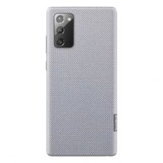 Samsung Galaxy Note 20 Kvadrat Cover - Grey-main- Phone shown in images not included