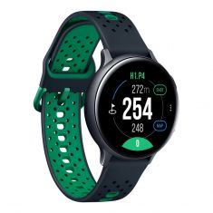 Samsung Galaxy Watch Active 2 Golf Edition 44mm Bluetooth - Aqua/Black Main