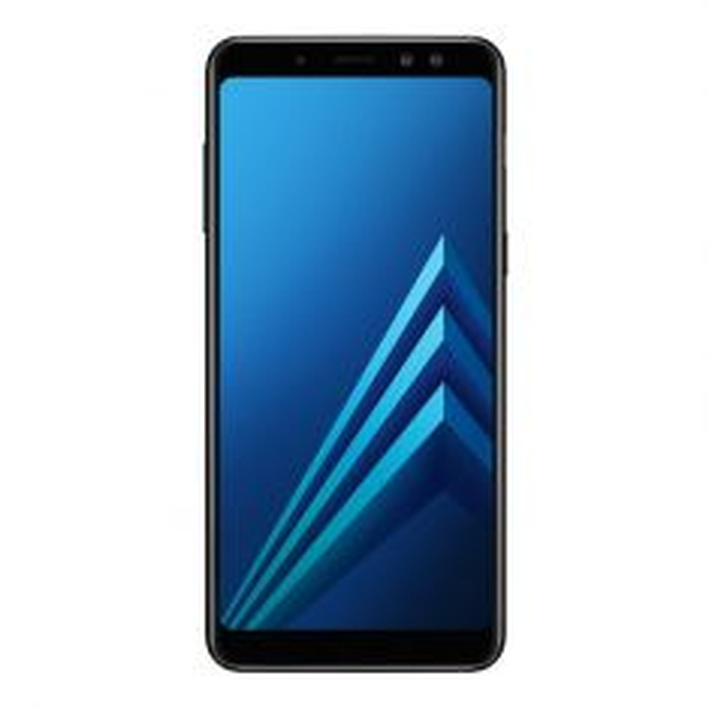 Samsung Galaxy A8 2018 - Black Front