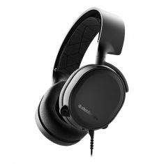 SteelSeries Arctis 3 7.1 Wired Gaming Headset Refresh Edition - Black-main