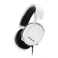 SteelSeries Arctis 3 7.1 Wired Gaming Headset Refresh Edition - White-main