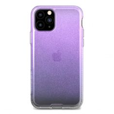 Tech21 Pure Shimmer Case for iPhone 11 Pro T21-7226 - Pink-back
