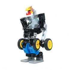 UBTECH uKit Explore for the Learners of Robotic-sample