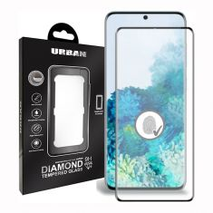 Urban Diamond Tempered Glass Screen Protector For Samsung S20+ Plus - Package