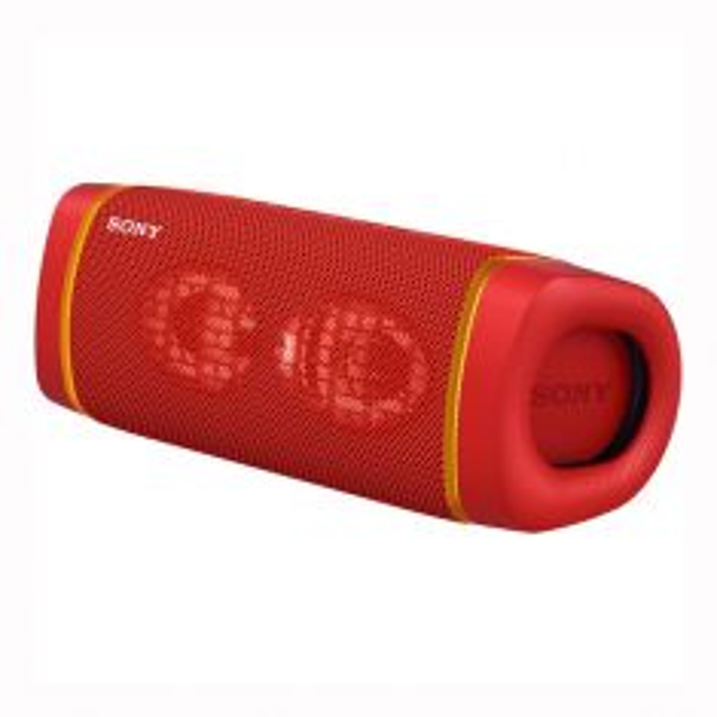 Sony SRS-XB33 Extra Bass Portable Wireless Speaker - Red - Main