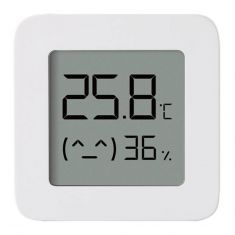 Xiaomi Mi Temperature and Humidity Monitor 2 - White -front