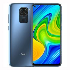 "Xiaomi Redmi Note 9 (6.53"", 5020mAh, 128GB/4GB) - Midnight Grey - Main"